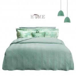 Κουβερλί Μονό Das Home Happy Colours 9355 Iron Free