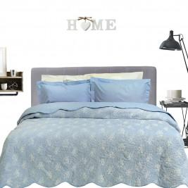 Κουβερλί Υπέρδιπλο Das Home Happy Lace 9362 Iron Free