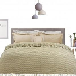 Κουβερτόριο Μονό Das Home Blanket Line Jacquard 380