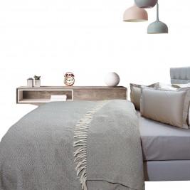 Κουβερτόριο Μονό Das Home Blanket Line Jacquard 384