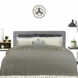 Κουβερτόριο Υπέρδιπλο Das Home Blanket Line Jacquard 381