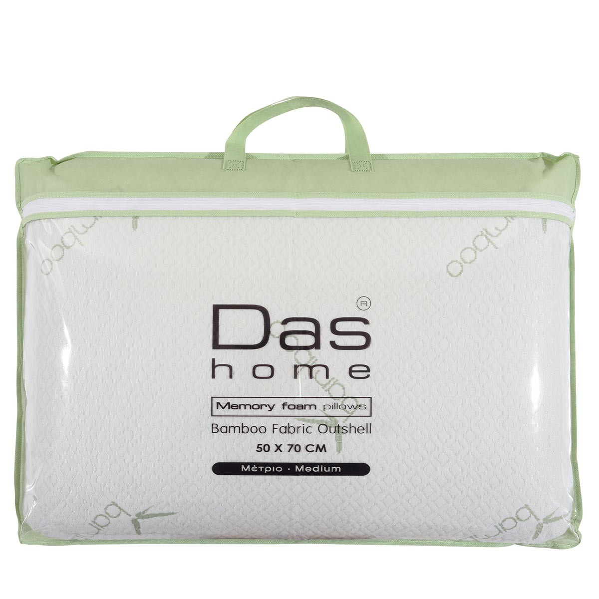 Μαξιλάρι Ύπνου Ανατομικό Das Home Bamboo Pillow 1096 66765