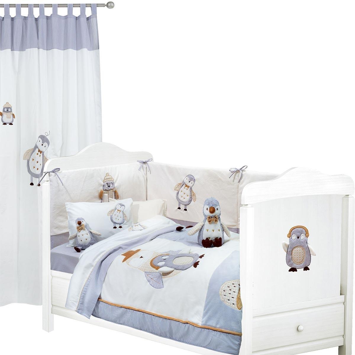 Κουβερλί Κούνιας (Σετ) Das Home Dream Embroidery 6394