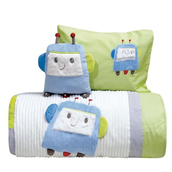 Κουβερλί Κούνιας (Σετ) Das Home Dream Embroidery 6397