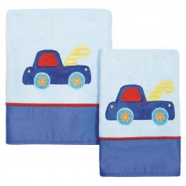 Βρεφικές Πετσέτες (Σετ 2τμχ) Das Home Dream Embroidery 6393