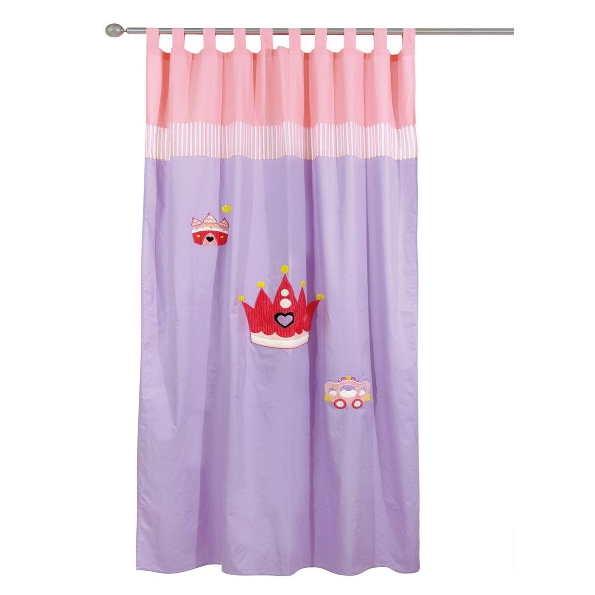 Παιδική Κουρτίνα (140x260) Das Home Dream Embroidery 2108