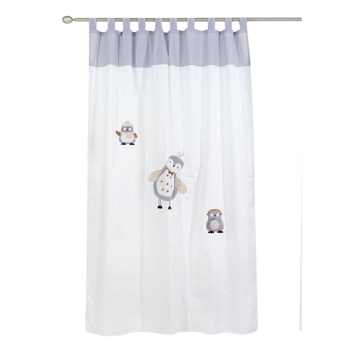 Παιδική Κουρτίνα (140×260) Das Home Dream Embroidery 2109 66804