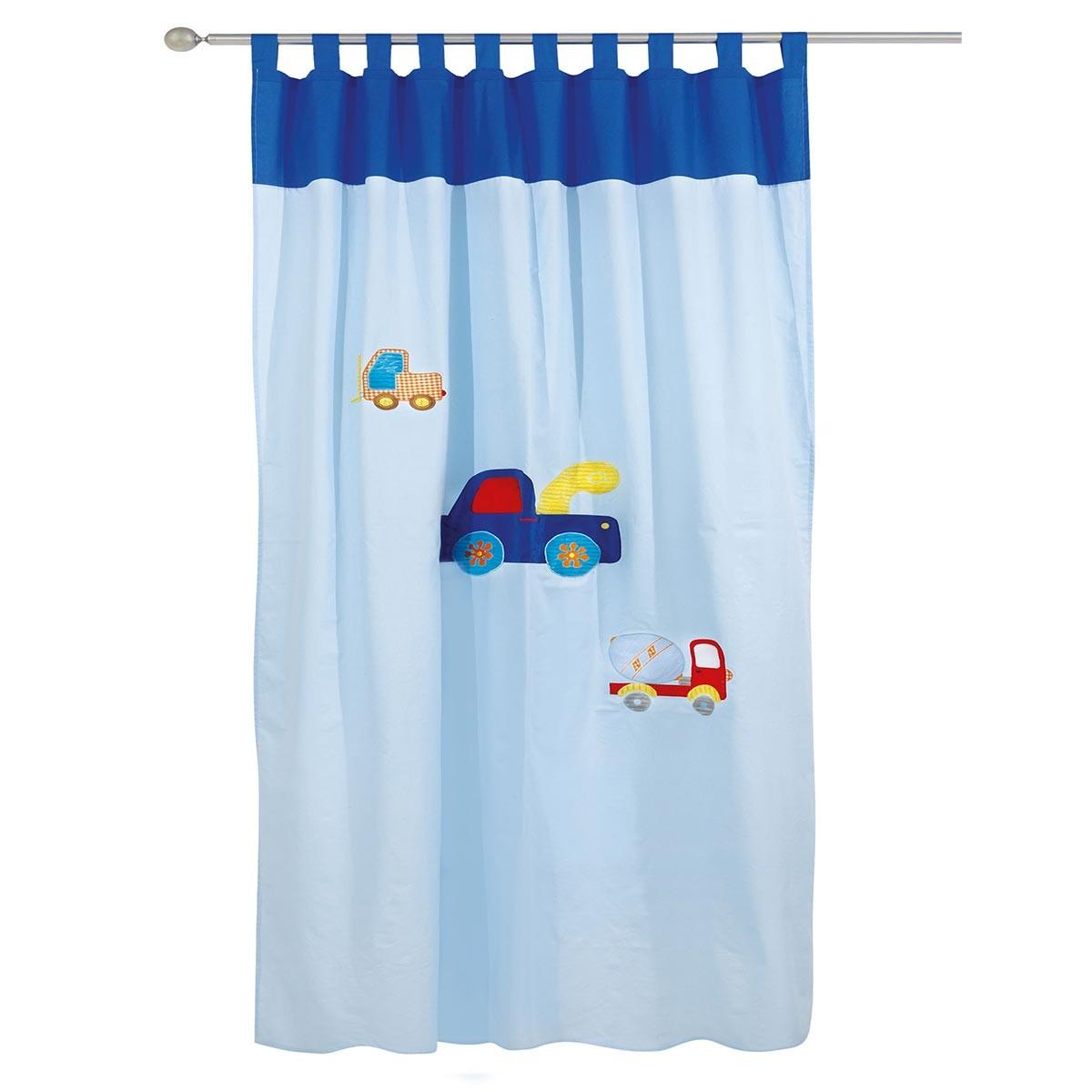 Παιδική Κουρτίνα (140x260) Das Home Dream Embroidery 2110