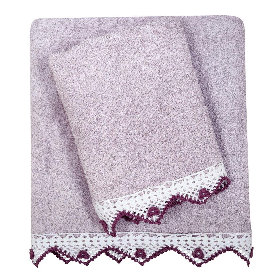 Πετσέτες Μπάνιου (Σετ 3τμχ) Das Home Prestige Line 310 66967