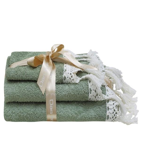 Πετσέτες Μπάνιου (Σετ 3τμχ) Das Home Prestige Line 312