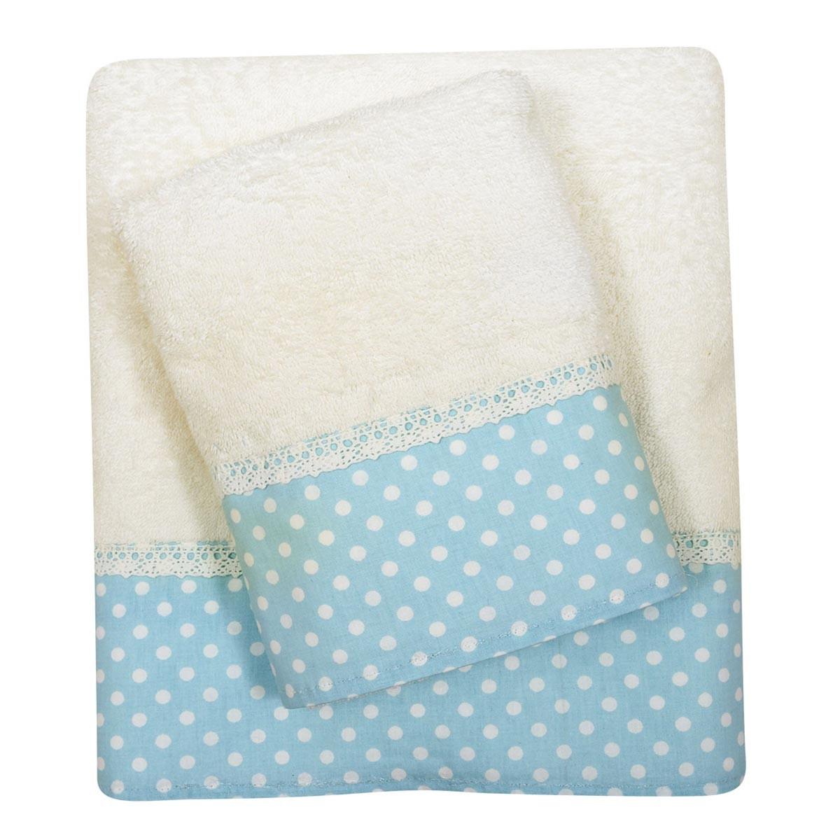 Πετσέτες Μπάνιου (Σετ 3τμχ) Das Home Daily Line 315