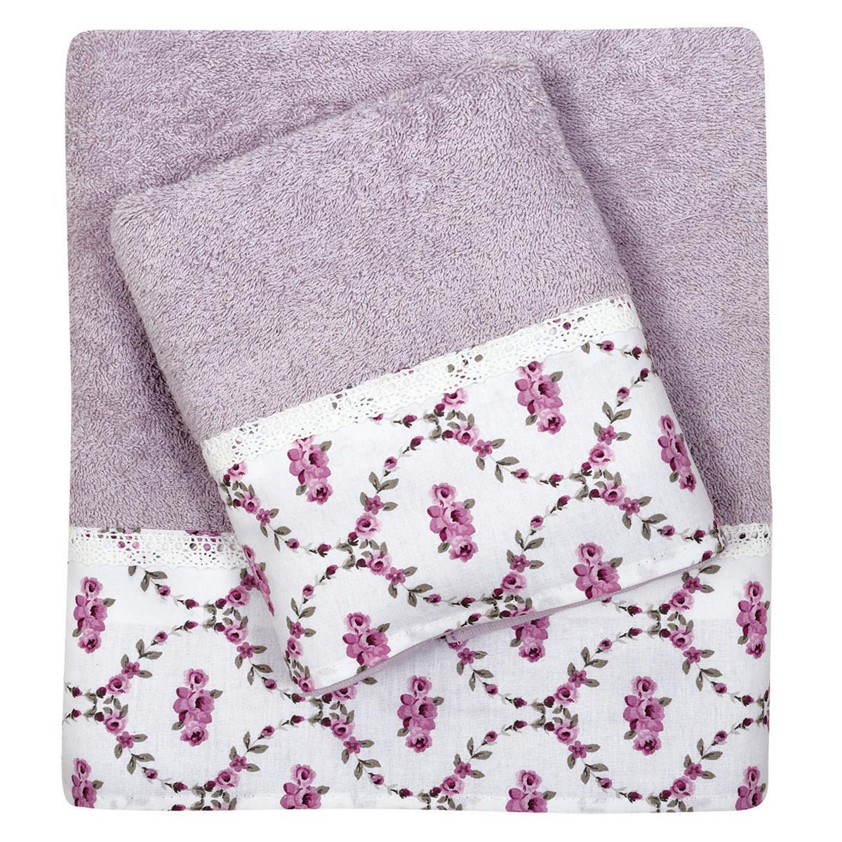 Πετσέτες Μπάνιου (Σετ 3τμχ) Das Home Daily Line 316