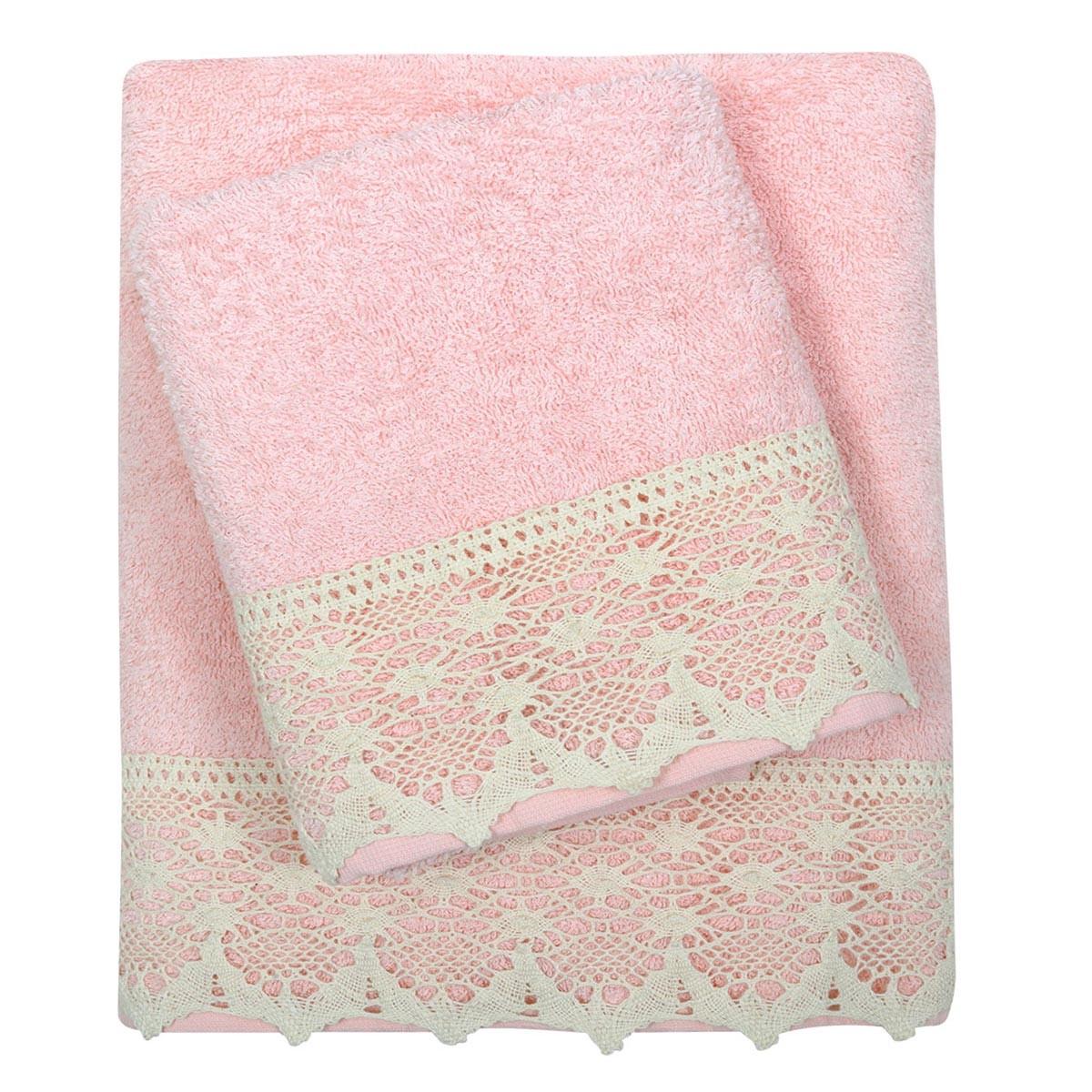 Πετσέτες Μπάνιου (Σετ 3τμχ) Das Home Daily Line 323 66980