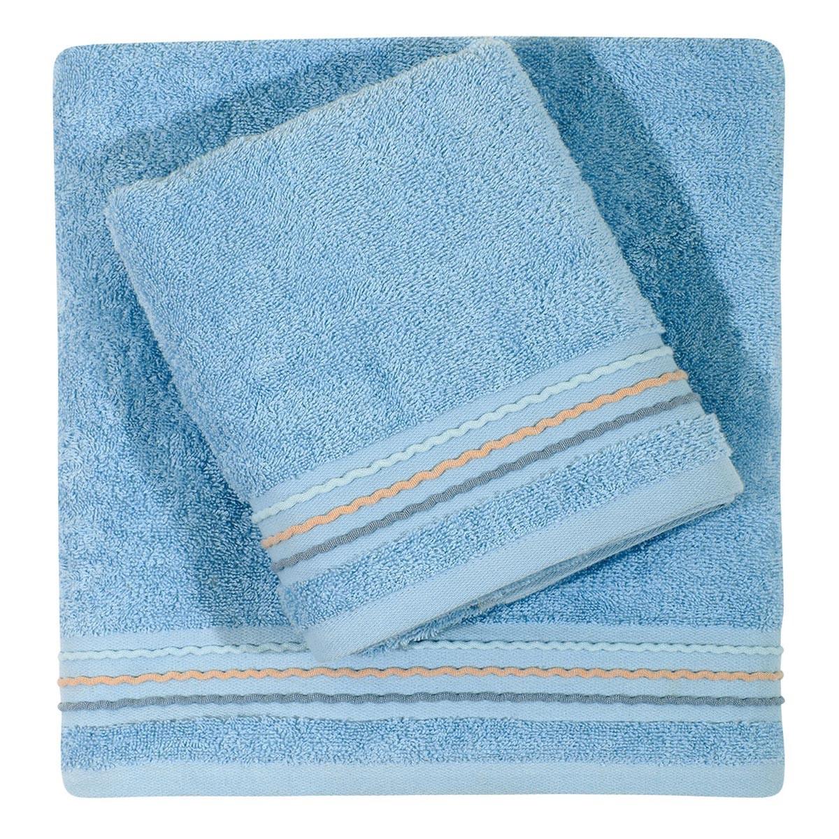 Πετσέτες Μπάνιου (Σετ 3τμχ) Das Home Best Towels 308