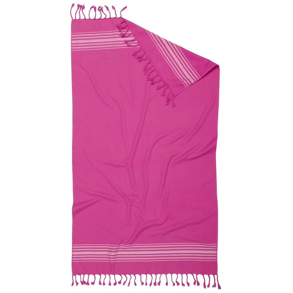 Πετσέτα Θαλάσσης-Παρεό Das Home Beach Colours 503