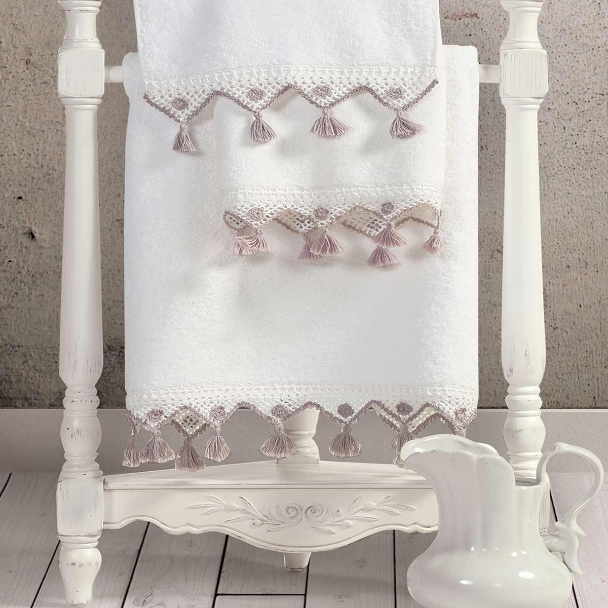 Πετσέτες Μπάνιου (Σετ 3τμχ) Nef-Nef Bath Depie