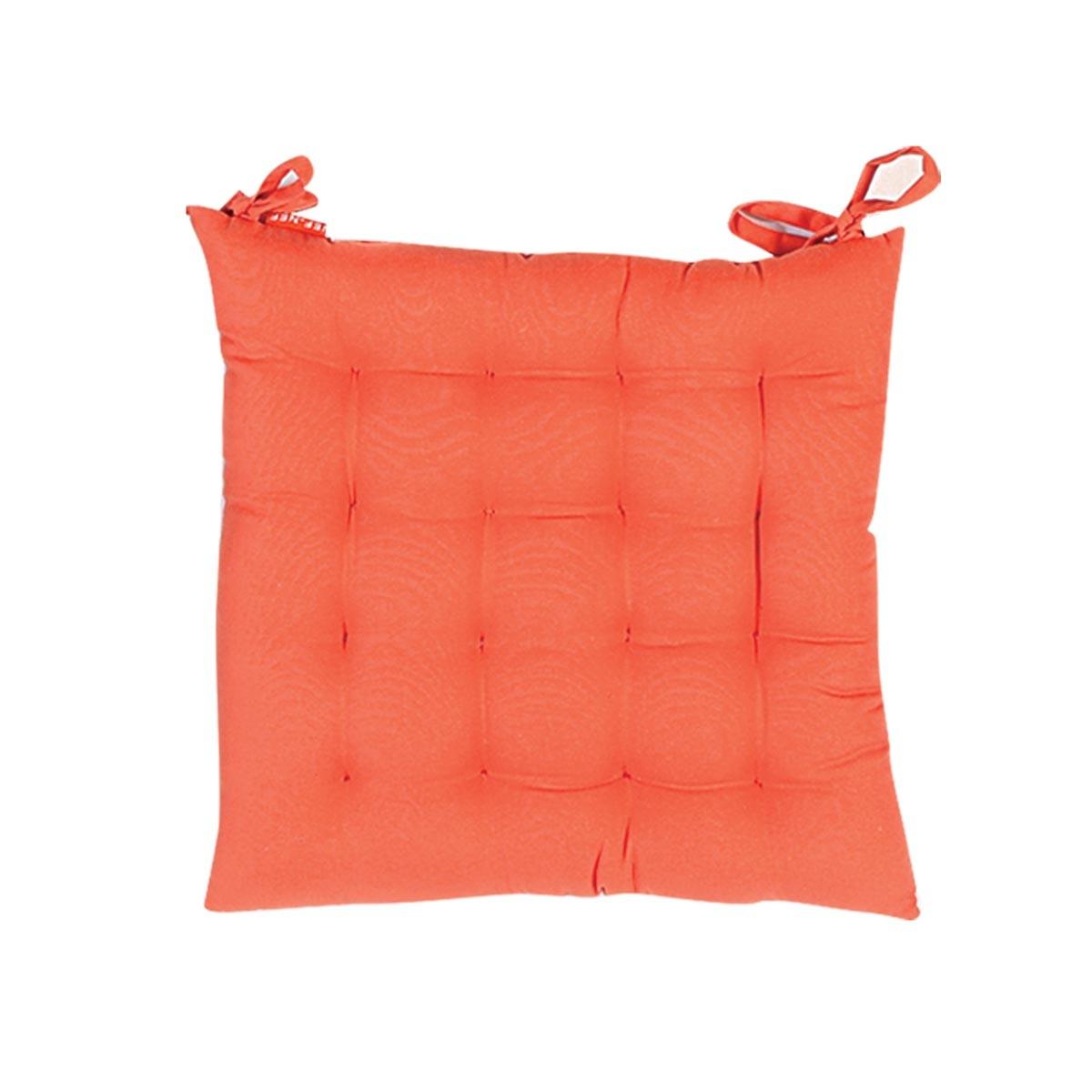 Μαξιλάρι Καρέκλας Nef-Nef Enjoy Coral