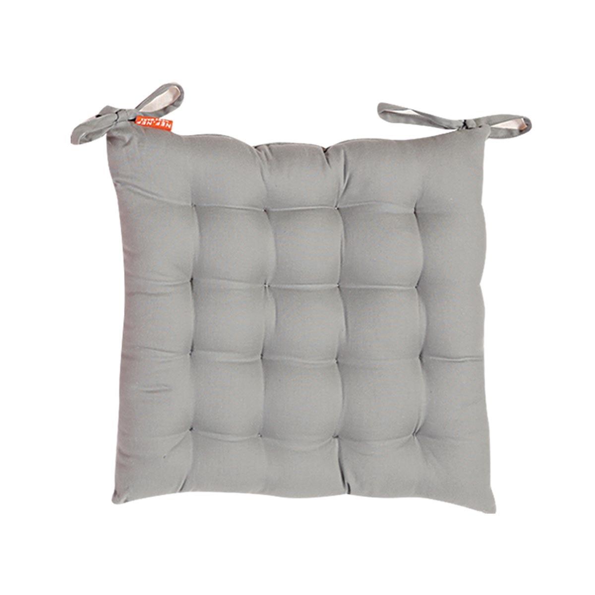 Μαξιλάρι Καρέκλας Nef-Nef Enjoy Grey