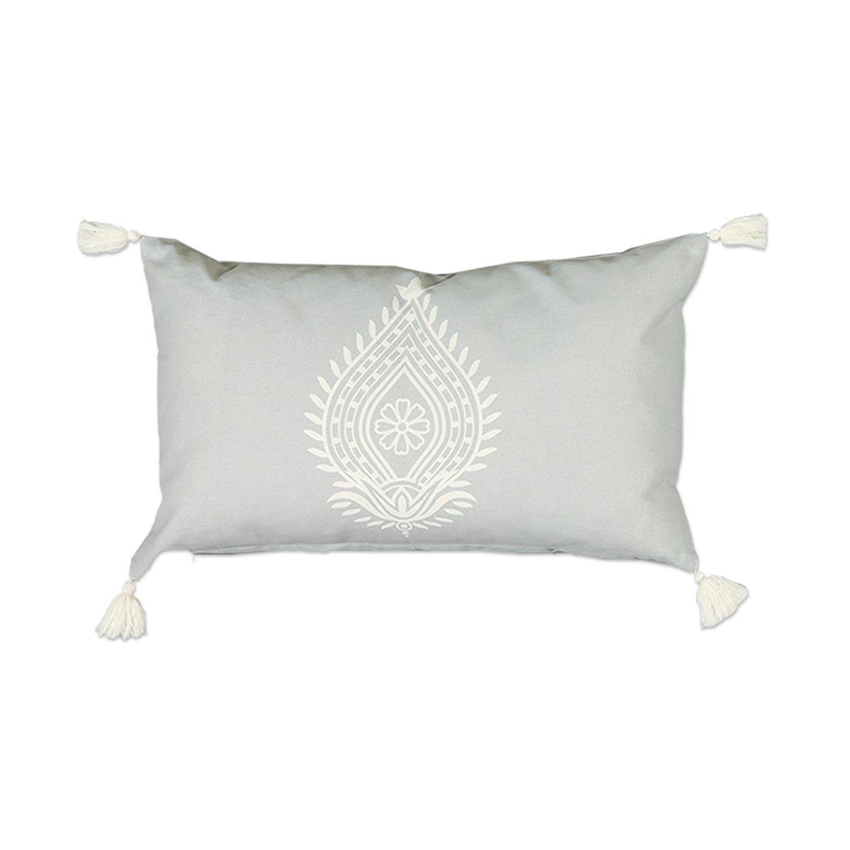 Διακοσμητικό Μαξιλάρι Nef-Nef Tunis Grey