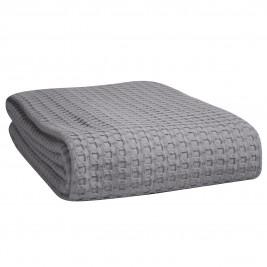 Κουβέρτα Πικέ Μονή Nef-Nef Golf Silver