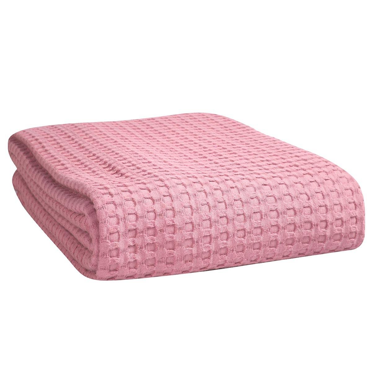 Κουβέρτα Πικέ Μονή Nef-Nef Golf Candy Pink 67559