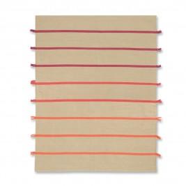 Χαλί All Season (140x200) Nef-Nef Rainbow Fuchsia