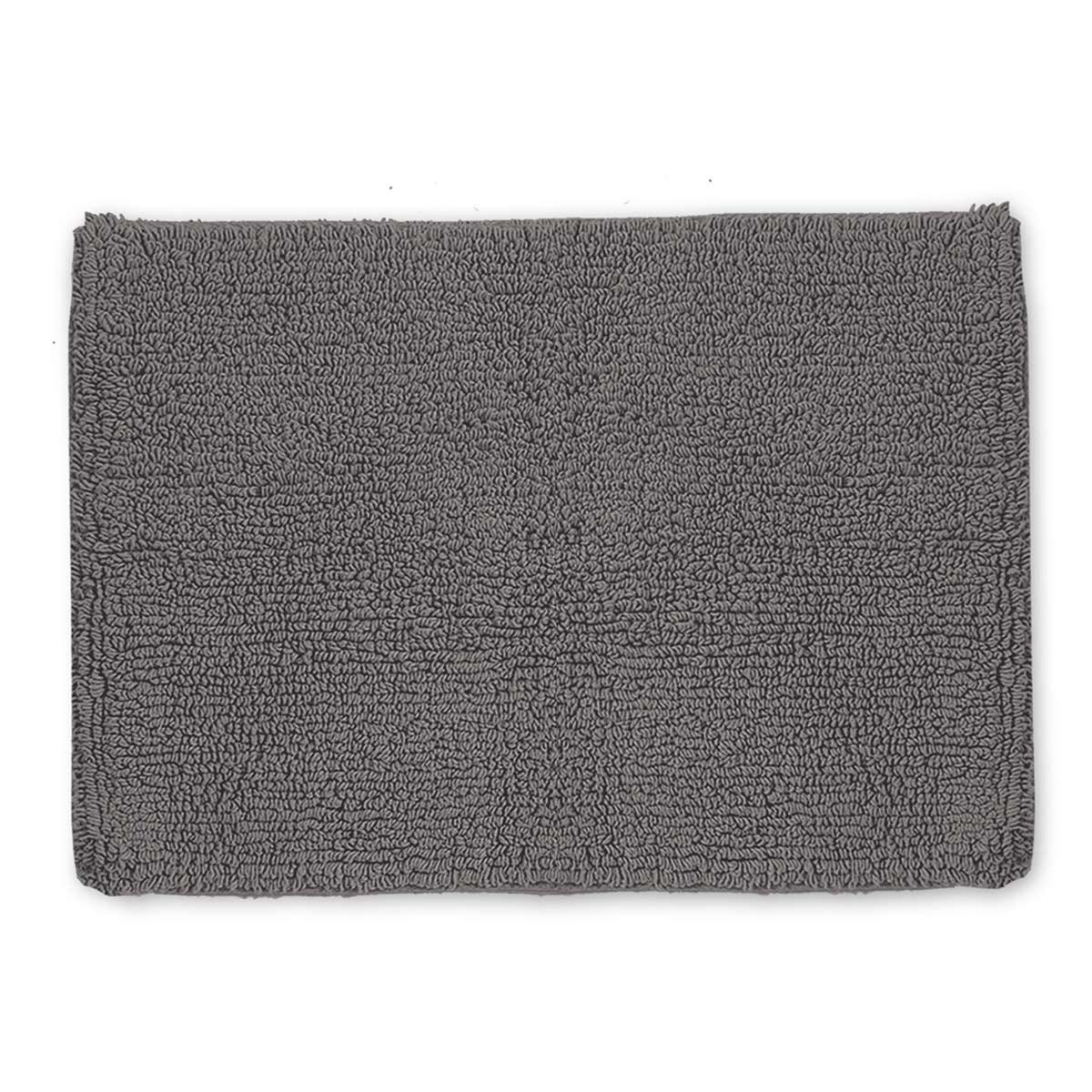 Πατάκι Μπάνιου (40x60) Nef-Nef Bath Prime Plain Anthracite
