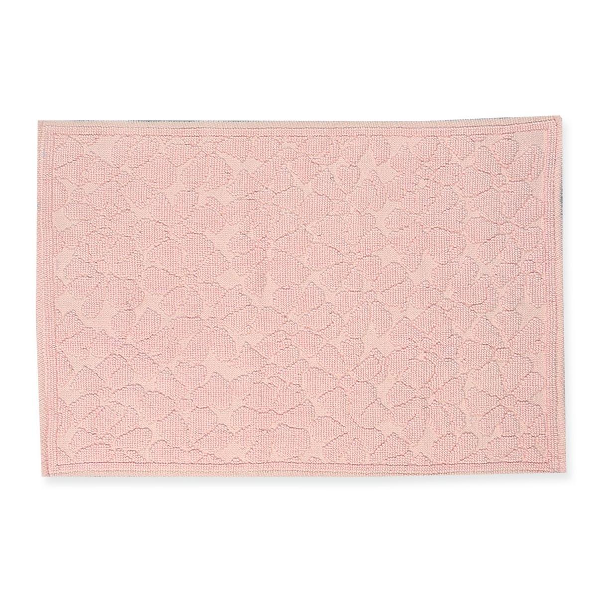 Πατάκι Μπάνιου (60x90) Nef-Nef Bath Adalyn Pink