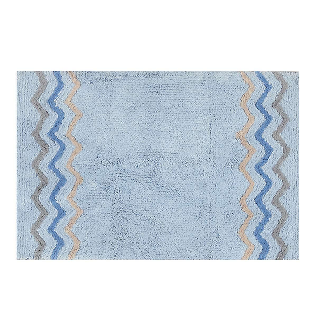 Πατάκι Μπάνιου (60x90) Nef-Nef Bath Reidar Blue