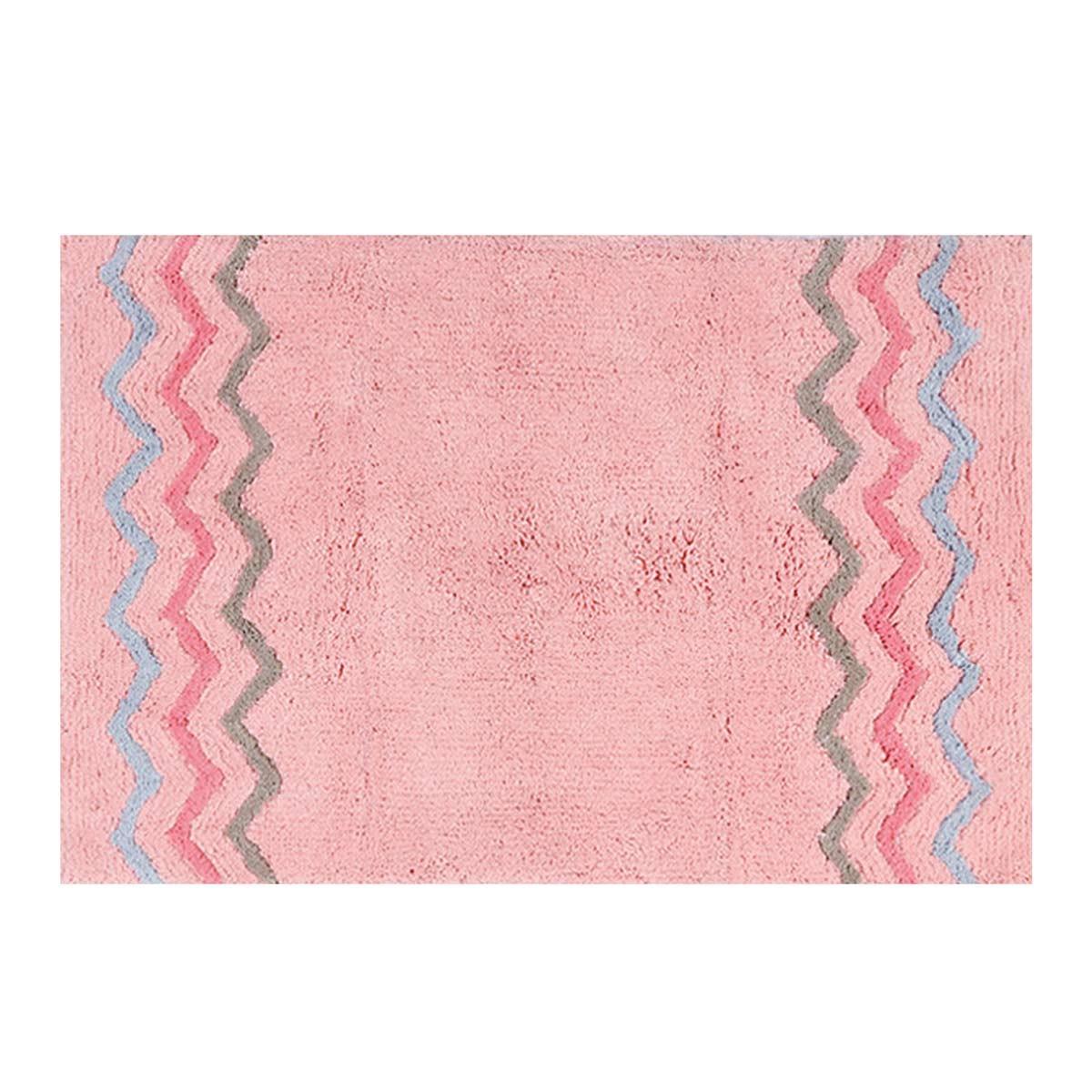 Πατάκι Μπάνιου (60x90) Nef-Nef Bath Reidar Pink