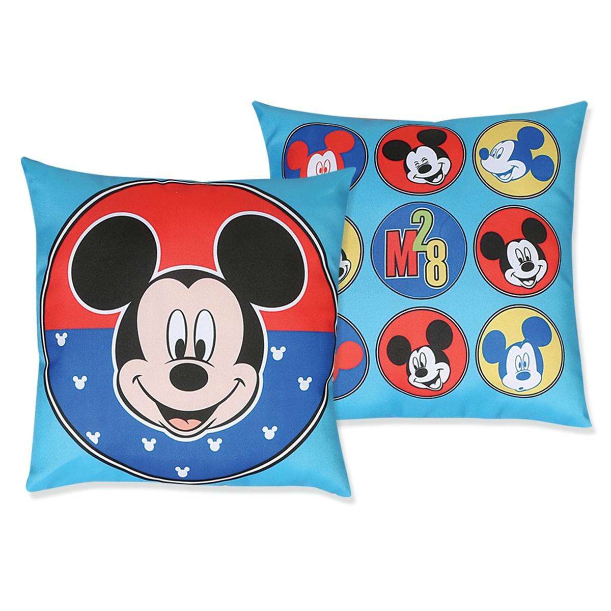 Διακοσμητικό Μαξιλάρι Nef-Nef Disney Mickey Brights