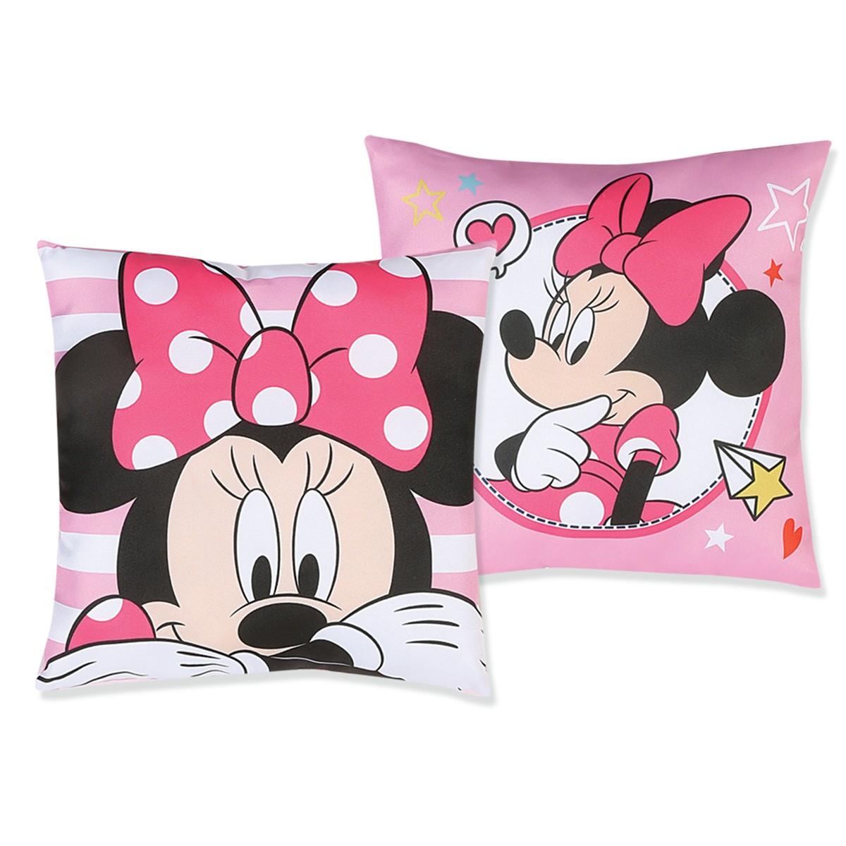 Διακοσμητικό Μαξιλάρι Nef-Nef Disney Minnie Style