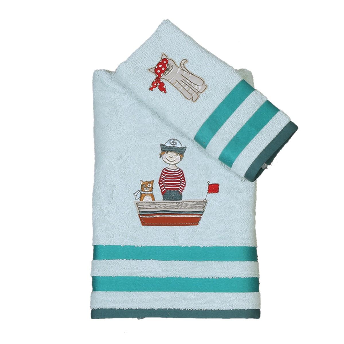 Παιδικές Πετσέτες (Σετ 2τμχ) Nef-Nef Junior Raiders