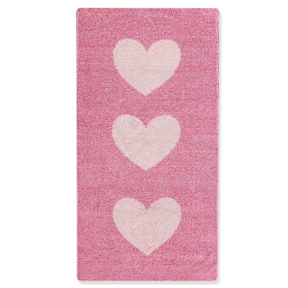 Παιδικό Χαλάκι (70x140) Nef-Nef Junior Rugs Hearts