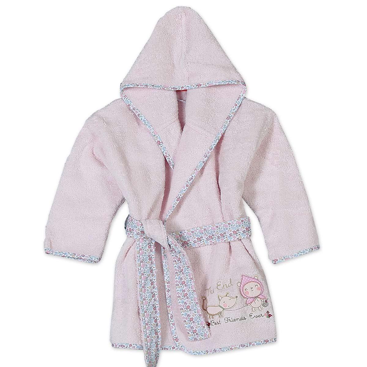 Βρεφικό Μπουρνούζι Nef-Nef Baby Redhood Νο2 Νο2