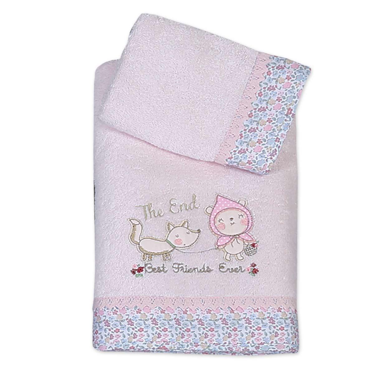 Βρεφικές Πετσέτες (Σετ) Nef-Nef Baby Redhood