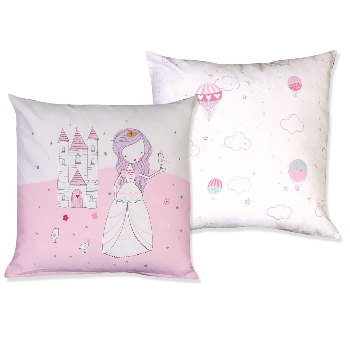Διακοσμητικό Μαξιλάρι Nef-Nef Junior Charm Princess