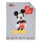 Κουβερλί Κούνιας Nef-Nef Disney Mickey Smile