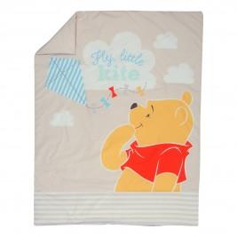 Κουβερλί Κούνιας Nef-Nef Disney Winnie Fly Kite