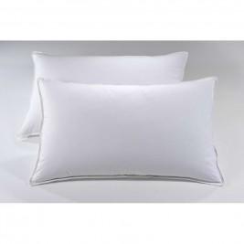 Μαξιλάρι Ύπνου Πουπουλένιο Down Town Carezza Soft Pillow