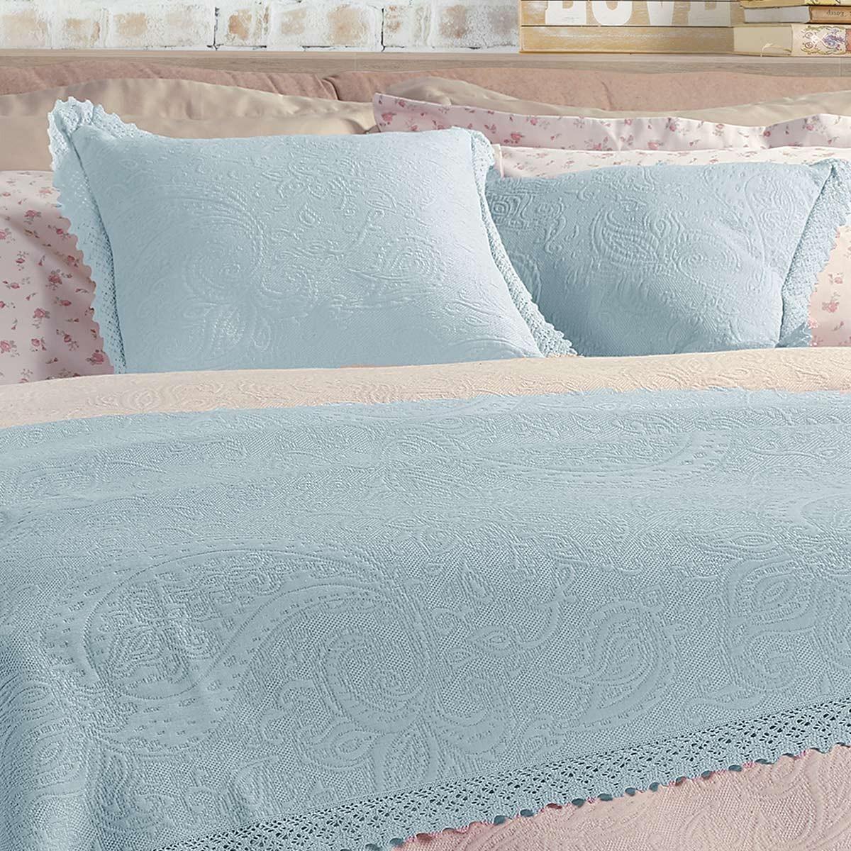Διακοσμητικό Μαξιλάρι Nef-Nef Abigail Aqua home   κρεβατοκάμαρα   διακοσμητικά μαξιλάρια
