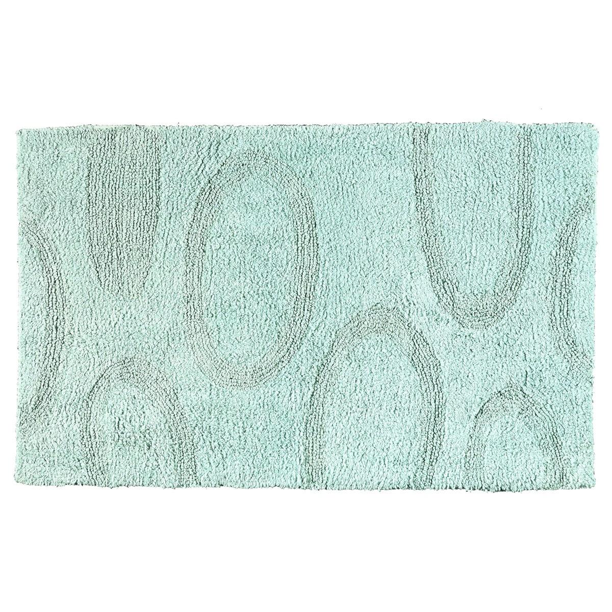 Πατάκι Μπάνιου (50×80) Nima Bathmats Ruffle Deep Ocean