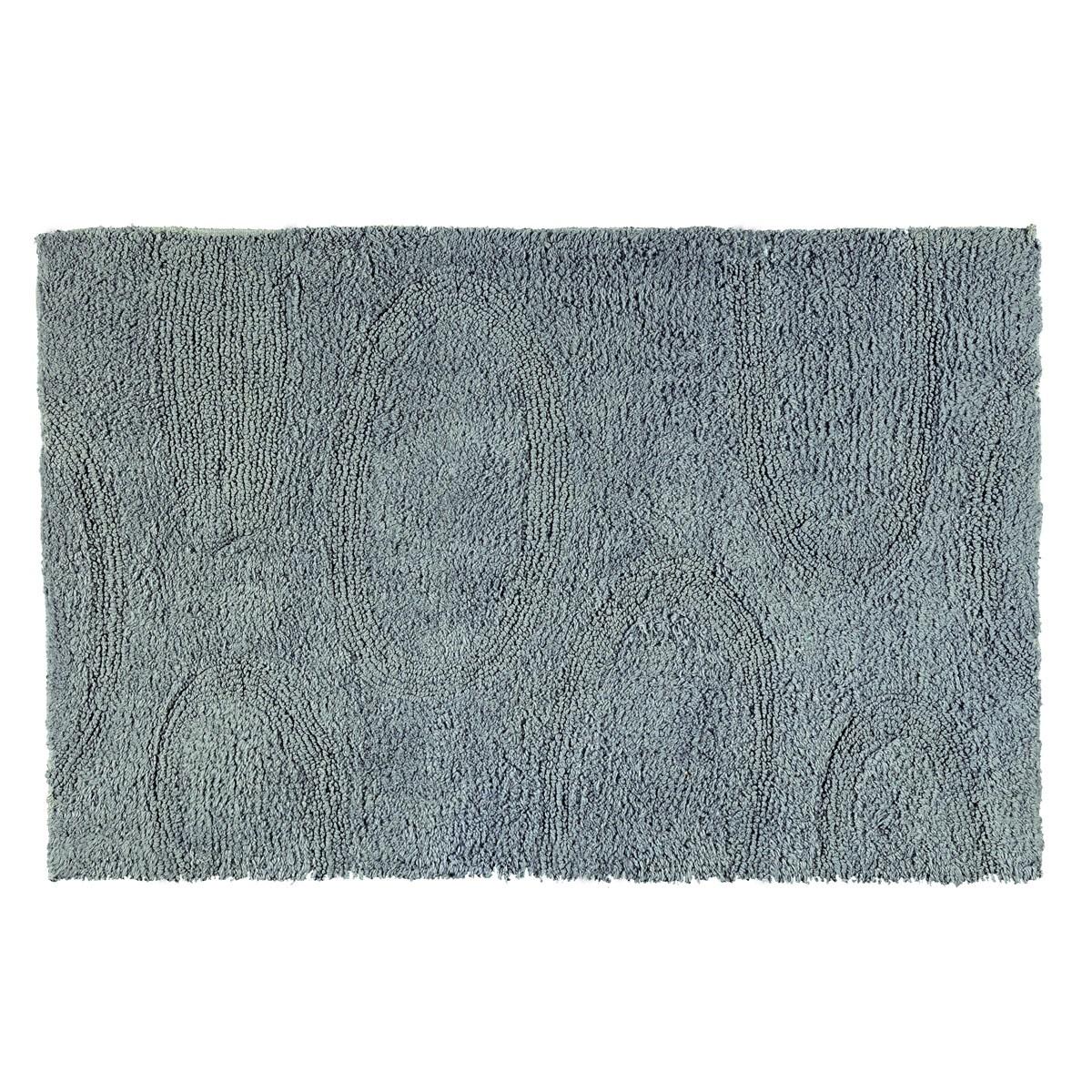 Πατάκι Μπάνιου (50×80) Nima Bathmats Ruffle Silverado