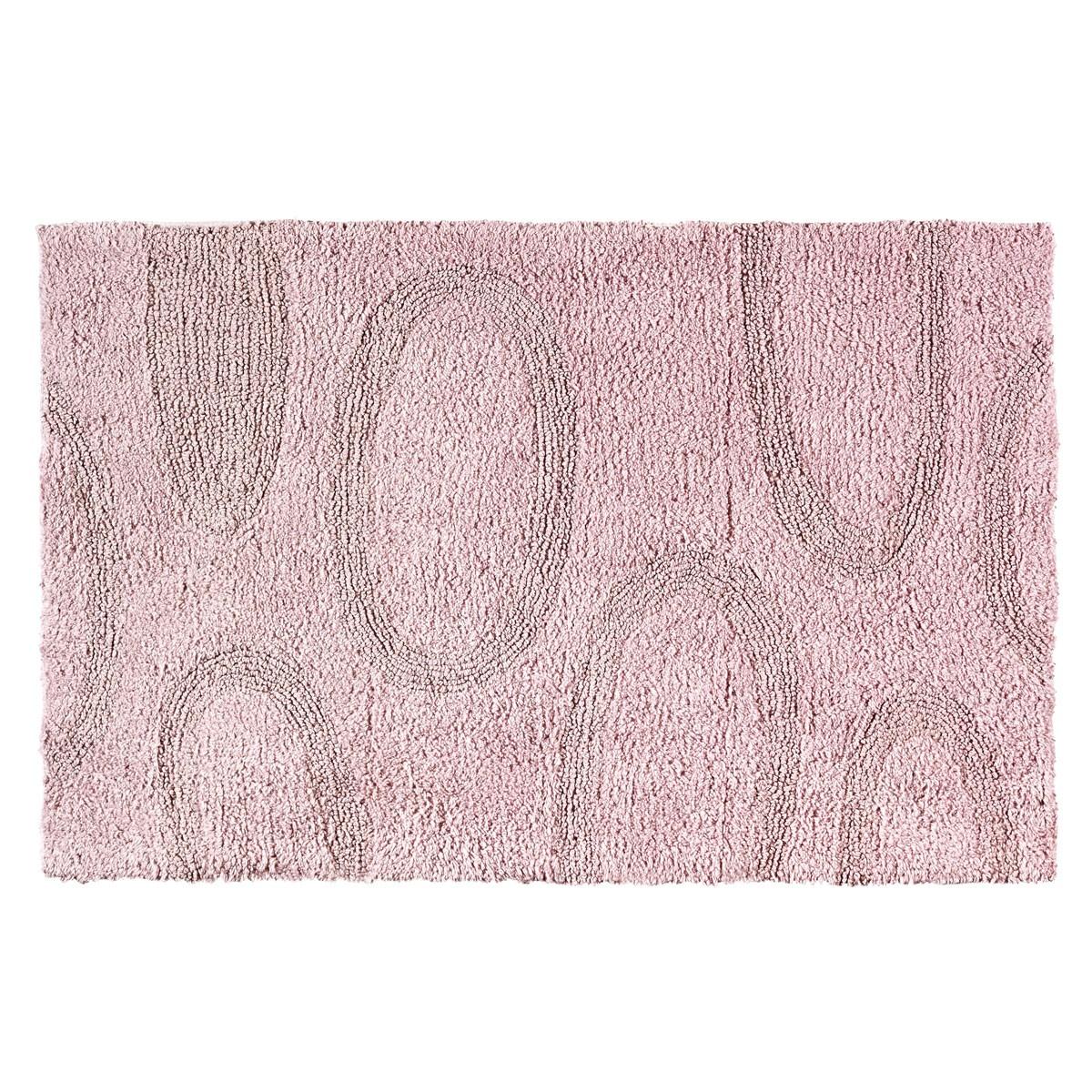 Πατάκι Μπάνιου (50×80) Nima Bathmats Ruffle Wild Rose