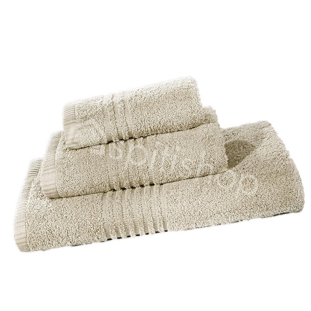 Πετσέτες Μπάνιου (Σετ) Nima Towels Savoia Sand Beige