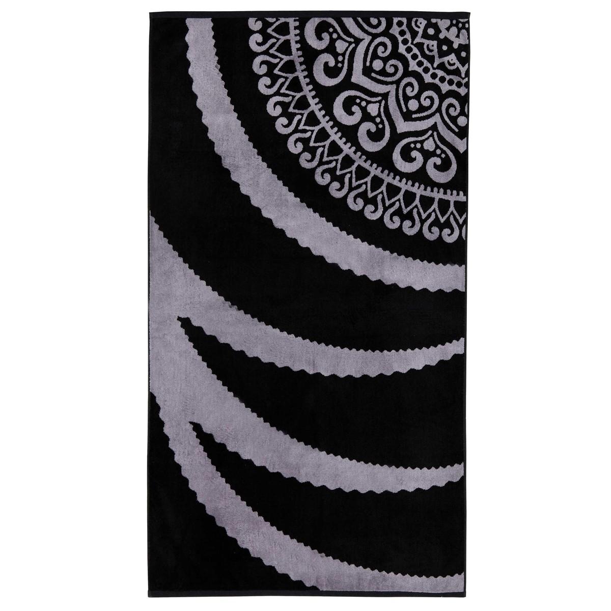 Πετσέτα Θαλάσσης Nima Beach Towels Coral Black