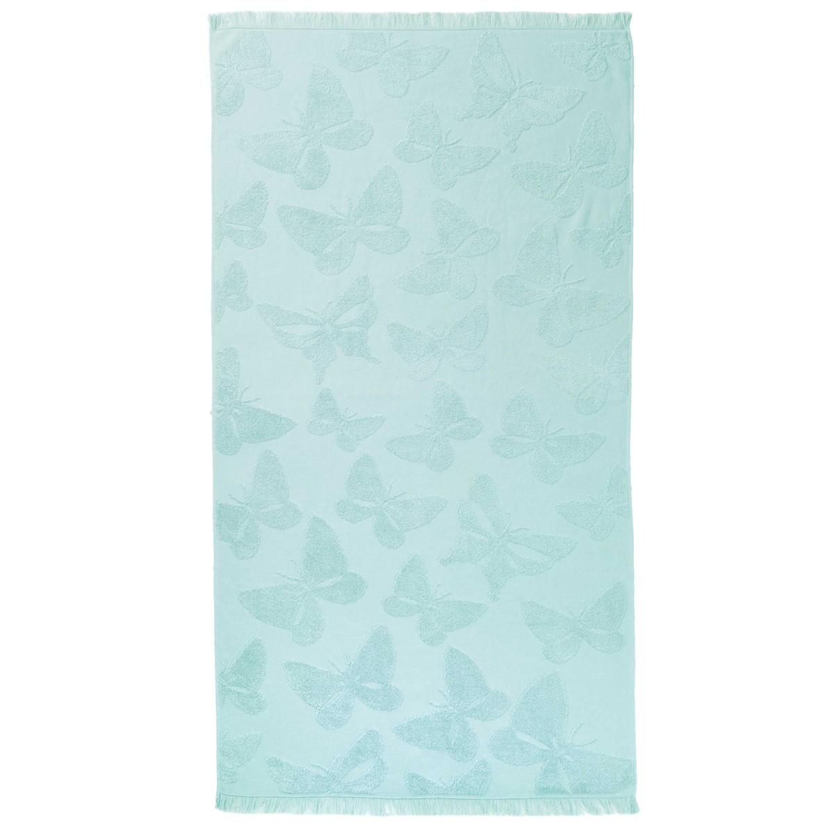 Πετσέτα Θαλάσσης Nima Beach Towels Farfalita Jacquard
