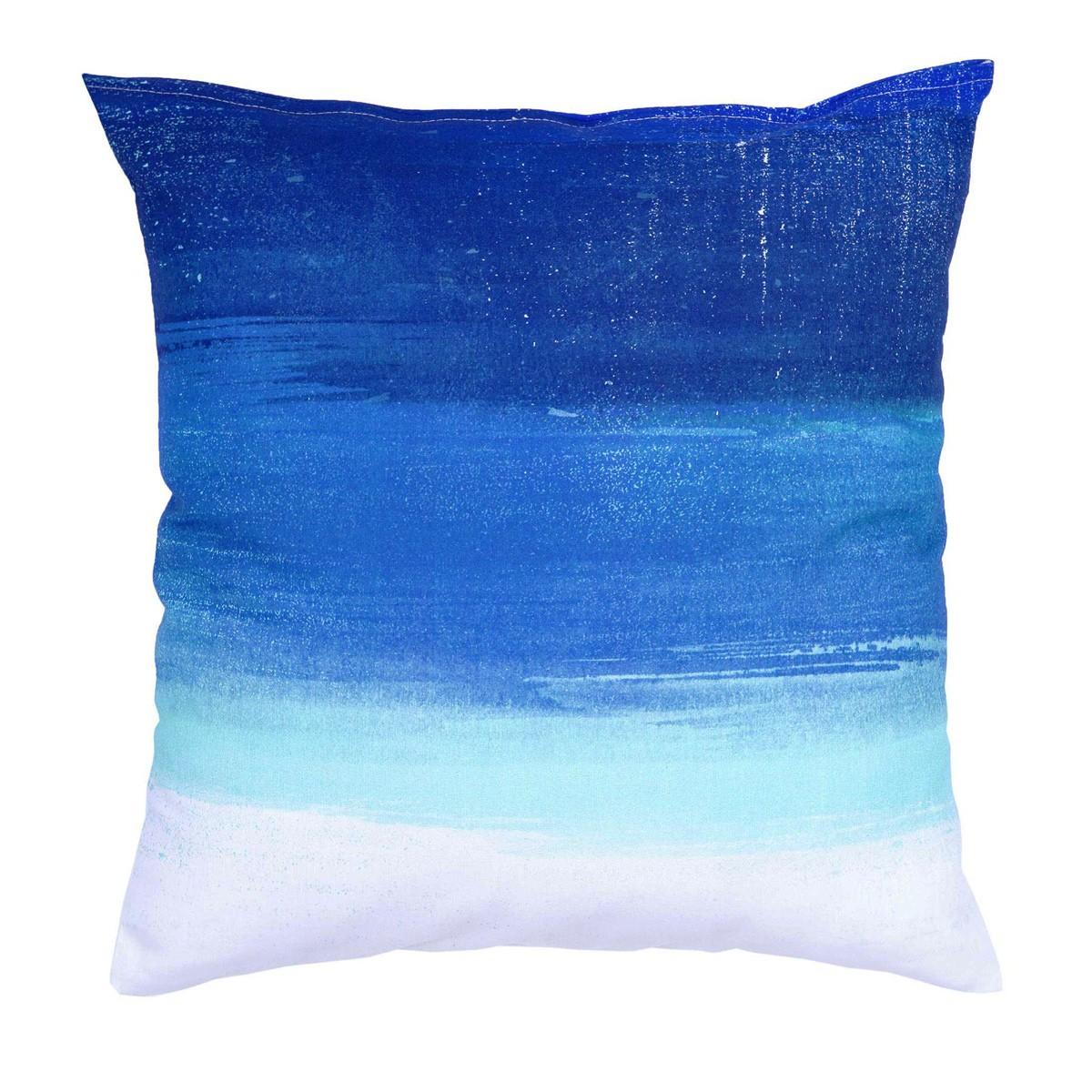 Διακοσμητική Μαξιλαροθήκη Nima Cushions Deep Sea