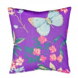 Διακοσμητική Μαξιλαροθήκη Nima Cushions Tahiti Purple