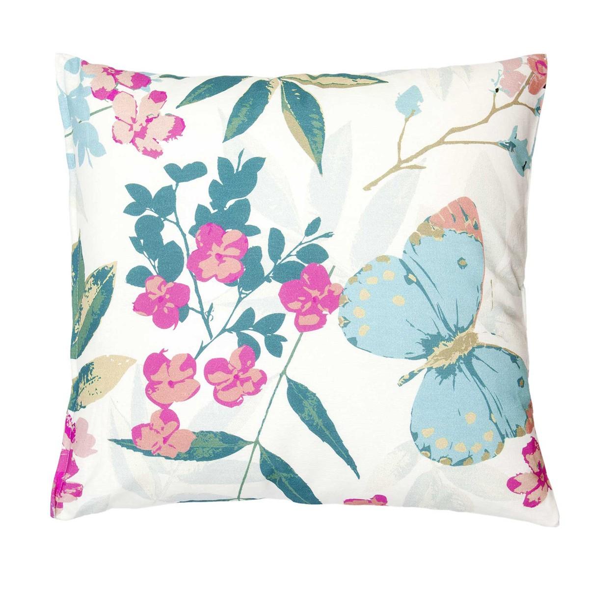 Διακοσμητική Μαξιλαροθήκη Nima Cushions Tahiti Pink